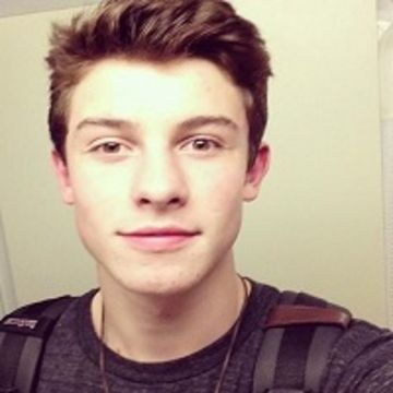 Cantor Shawn Mendes
