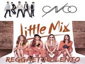 CNCO Reggaetón Lento ft Little Mix