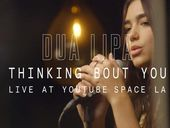 Dua Lipa Thinking 'Bout You