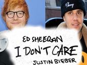 Ed Sheeran I Don't Care ft Justin Bieber