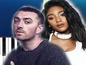Sam Smith Dancing With A Stranger ft Normani